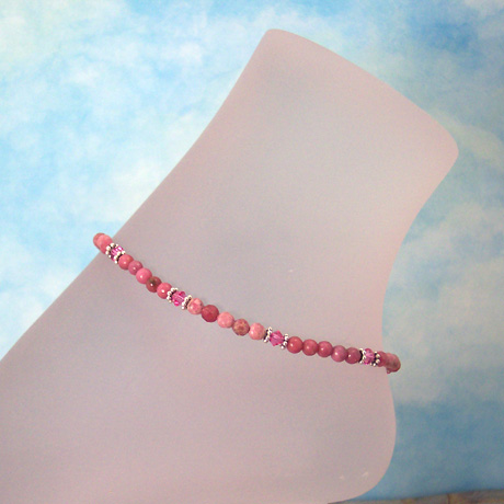 "AN051 – ""Breast Cancer Awareness & Hope - 9 to 10"" adjustable"