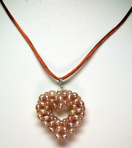 C0091 - Pearls of Love - 16""