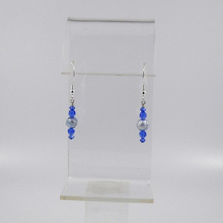"E0507 - Blue Pendulums 1.5"" - Click Image to Close"