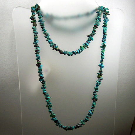 "N0378 - Endless Turquoise - 36"" - Click Image to Close"