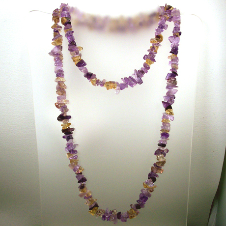 N0380 - Endless Ametrine - 36""